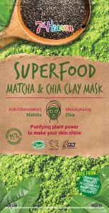 Superfood Matcha Clay