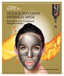 detoxikační hydrogelová maska 7th Heaven Renew You