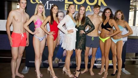 Vítězky a vítězové Miss _ Mr. Look Bella v plavkách Neonky by Nela Slováková (2)