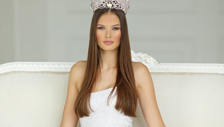 Vavrušková na Miss Earth