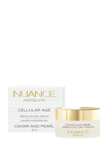 Nuance Caviar and Pearl Absolute Day Cream denní krém pro normální a smíšenou pleť 50 ml_649kc_