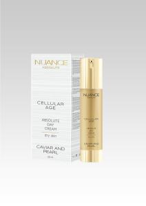 Nuance Caviar and Pearl Absolute Day Cream denní krém pro suchou pleť 50 ml_649kc_