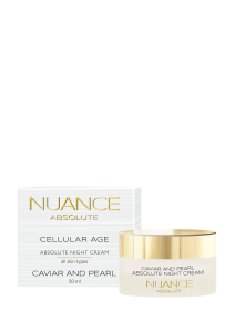 Nuance Caviar and Pearl Absolute Night Cream noční krém 50 ml_699kc_