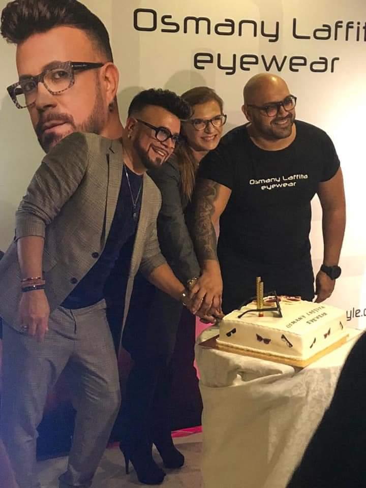 Osmanyho narozeninový dort