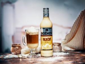 Božkov vaječný_drink_lahev