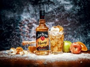 Jim Beam Honey_drink_lahev