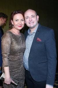 Jolana Voldánová s Davidem Novotným