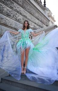 Karolína Kokešová odletěla na Miss Global