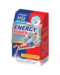 MaxiVita_EnergyPower_16x400mg_69,90Kc