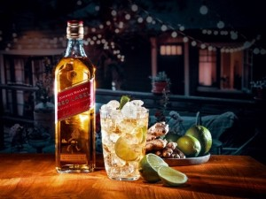 Johnnie Walker Ginger Highball