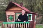 Petr Rychlý si pořídil malý domek!