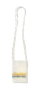 kabelka z korálků