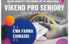 Chinaski a Ewa Farna zahrají plnohodnotné online koncerty v karanténě. Chtějí vybrat peníze na pomoc seniorům v těžkých situacích