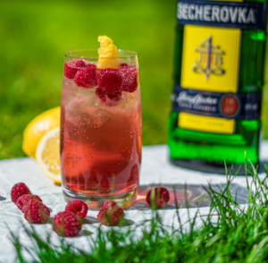 Becherovka Malina