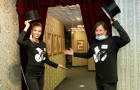 Kouzelníci bez práce. Kožíšek a Mašlíková makají na brigádě!