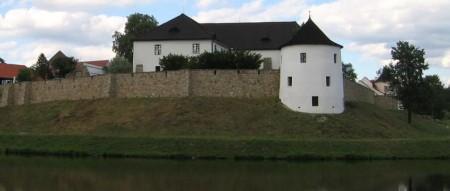 Tvrz Žumberk u Nových hradů