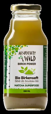 AbsWild BirchPower Matcha M