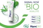 Značka Signal představuje novou řadu v BIO kvalitě. Ty nejlepší bio a přírodní složky pro vaše ústa