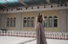 Denisa Dovala předvedla na Mercedes-Benz Prague Fashion Weeku novou kolekci I.N.F.O.R.M.E.L