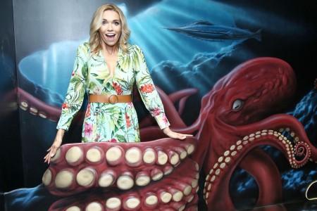 Hana Mašlíková Reinders v zajetí chobotnice
