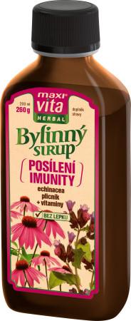 MaxiVita_BylinnySirup_imunita_200ml_65Kc