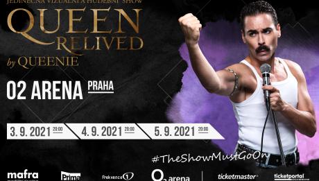 Queenie koncerty nove