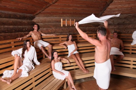 saunový rituál