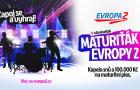 Na Evropě 2 se hraje o kapelu snů na maturitní ples a další atraktivní ceny