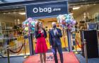 Značka O bag otevřela ve Fashion Arena Prague Outlet první outletovou prodejnu v Čechách