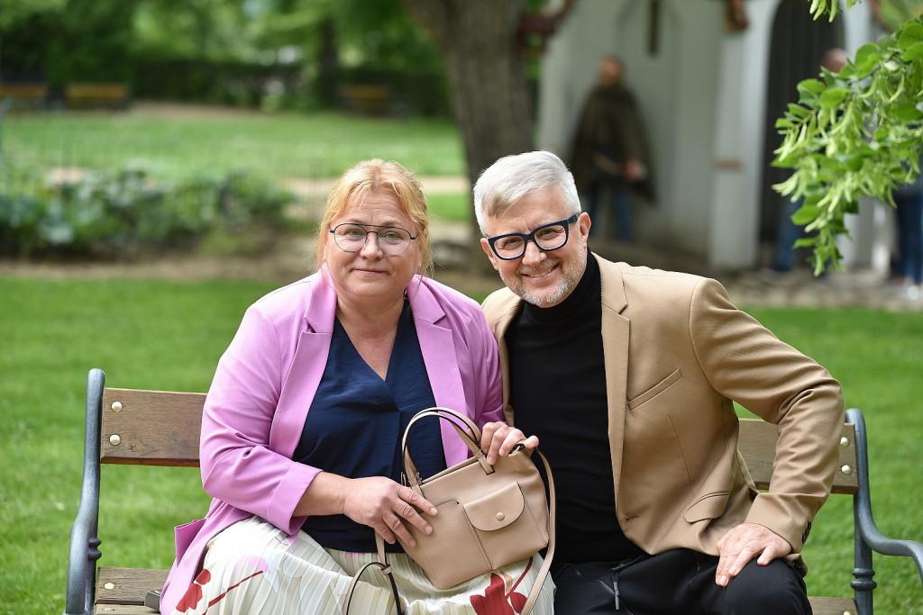 Pavla Tomicová a Petr Kotvald