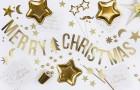 "TIP – Vánoční girlanda ""Merry Christmas"""