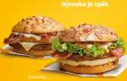 Milovaná Sýrová sezóna v McDonald's je tu!