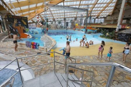 Aquapalace Praha je znovu v provozu