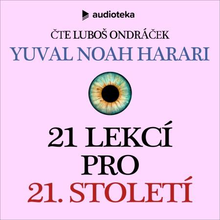 Audioteka_21_lekcí_pro_21._století_titul