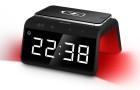 """NOVINKA: Skvělý digitální budík """"SENCOR SDC 7900 Qi"""" s bezdrátovou nabíječkou"""