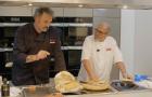Pečení kváskového chleba se Zdeňkem Pohlreichem a Michalem Hromasem