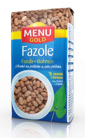 MENU_GOLD_Fazole_barevna_450g_cena_29,90_Kc