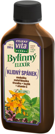 MaxiVita_BylinnyElixir_Klidnyspanek_200ml_65Kc