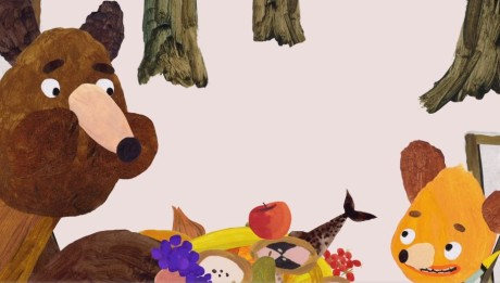 Medvědí příběhy