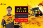 Zažijte Dakar v Atriu Flora
