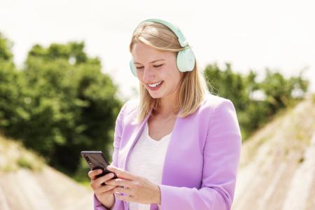 Bezdrátová sluchátka Trust Tones