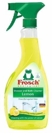 Frosch Čistič na koupelny a sprchy Citrón