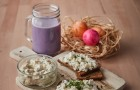 Zdravá vaječná pomazánka – bez sacharidů!