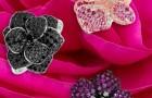 Česká klenotnická značka ALO diamonds představila novou kolekci šperků ALO Flower Spirit