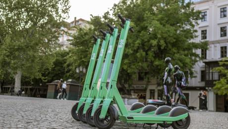 Bolt scooter.