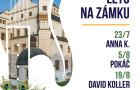 Léto na Zámku Pardubice bude patřit hudbě