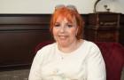 Marcela Holanová: I přes potíže s dechem, vyloudila úsměv na tváři