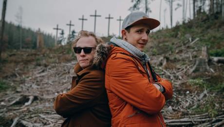 Stepan Kozub a Jakub Stafek