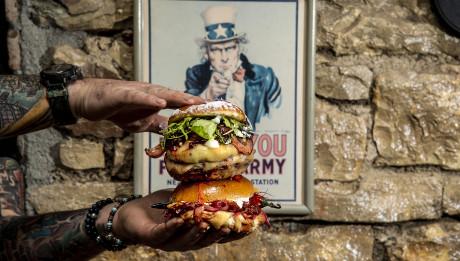 Sugar Daddy by Bejzment burger