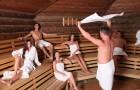 Dopřejte si ten správný relax v Saunovém světě Aquapalace Praha